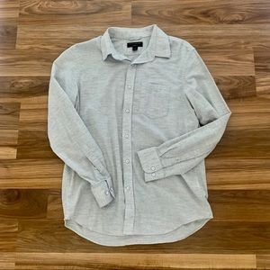 Banana Republic Linen Standard Fit Button Down